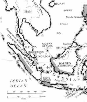 malaysia a brief history Irish Map 4th Century in the early 17th century the dutch established trading bases in southeast asia the british role on the peninsula began in 1786 when francis light of the